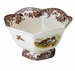 "Spode Woodland 8.5"" Hexagonal Footed Bowl"