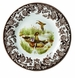 "Spode Woodland 8"" Salad Plate - Wood Duck"
