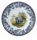 "Spode Woodland American Wildlife Collection 10.5"" Dinner Plate - Black Bear"
