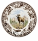 Spode Woodland Bighorn Sheep Dinner Plate