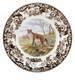 Spode Woodland Red Fox Dinner Plate