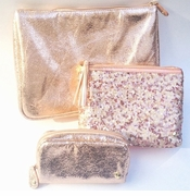 Stephanie Johnson Luxury Cosmetic Bags - Save 50%!