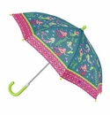 Stephen Joseph All Over Print Mermaid Child's Umbrella