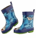 Stephen Joseph Child's Rainboots Shark