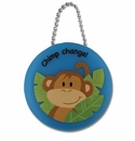 Stephen Joseph Penny Pincher Coin Case Monkey