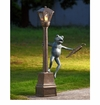 Streetlight Frog Garden Lantern by SPI Home