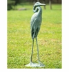 Strutting Egret Garden Sculpture by SPI Home