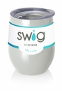Swig 12 Oz Stemless Wine Cup Pearl