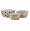 Tag Farm Fresh Lidded Bowl Set/3