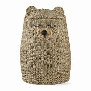 Tag Sleepy Bear Hamper