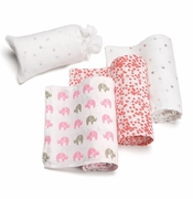 Tag Twinkle Twinkle Swaddle Blanket Assorted Set/3