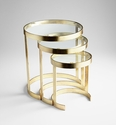 Terzina Nesting Tables by Cyan Design