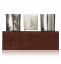Thymes Frasier Fir Candle Trio Petite