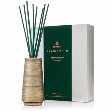 Thymes Frasier Fir Metal Reed Diffuser