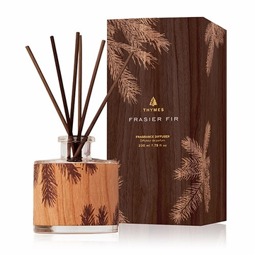 Thymes Frasier Fir North Woods Petite Reed Diffuser