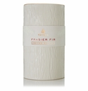 Thymes Frasier Fir Pillar Ceramic Poured Candle