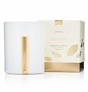 Thymes Gold Leaf Poured Candle - 9 oz