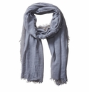 Tickled Pink Insect Shield Scarf - Grey
