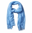 Tickled Pink Insect Shield Scarf - Light Blue