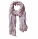 Tickled Pink Insect Shield Scarf - Light Pink