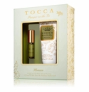 Tocca Florence Pamper on the Go Spring (1.5oz Handcream & 3ml Rollerball)