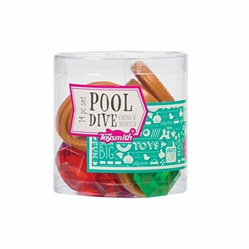 Toysmith Classic Pool Dive Coin & Jewels Set