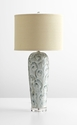 Translation Table Lamp by Cyan Design