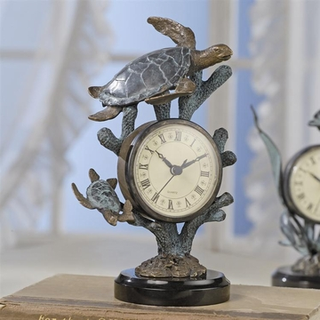 Turtle Clock by SPI Home