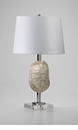 Turtle Shell Table Lamp by Cyan Design