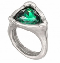 Uno de 50 Ring Star Trick Green - Large