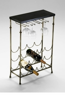Urban Table Wine Stand - 12 Bottle by Cyan Design