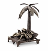 Vacation Frog Garden Sculpture by SPI Home