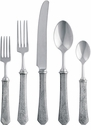 Vagabond House 5 Piece Setting - Pewter Classic