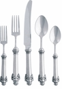 Vagabond House 5 Piece Setting - Pewter Medici