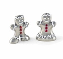 Vagabond House Gingerbread Salt and Pepper Shakers