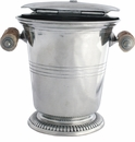 Vagabond House Ice Bucket with Lid - Shed Antler Handles
