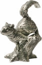 Vagabond House Pewter Salt and Pepper - Squirrel on Tree