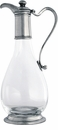 Vagabond House Pewter Wine Decanter - Pewter Classic