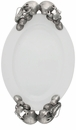 Vagabond House Porcelain Tray Large - Ocean