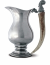 Vagabond House Stag Pitcher with Antler Handle