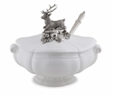 Vagabond House Stag Soup Tureen