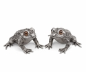 Vagabond House Toad Salt and Pepper Shakers