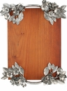Vagabond House Tray Hardwood - Flower and Bees