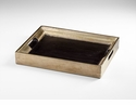 Vesper Square Tray by Cyan Design