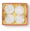 Vietri Bellezza Holiday Assorted Ornaments