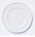 Vietri Bellezza Stone White Dinner Plate