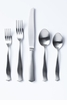 Vietri Borgo Matte Five-Piece Place Setting