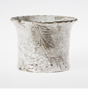 Vietri Carrara Natural Small Planter