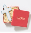 Vietri Croce Holiday Ornaments
