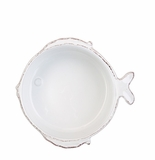 Vietri Fresh Fish Cereal Bowl